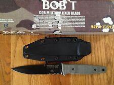 MEYERCO CQB MILITARY FIXED 154CM KNIFE ROBERT TERZUOLA KYDEX SHEATH BOX NEW