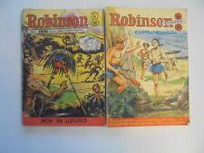 11x Robinson Comics Sammlung Nr.10,13,14..eingetütet & geboardet Z.2-3/3