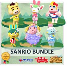 🌱  Sanrio Custom Animal Crossing New Horizons Amiibo Card Nintendo 3DS Switch