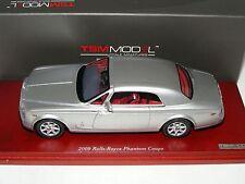 1/43 True Scale TSM 2009 Rolls Royce Phantom Coupe in Silver