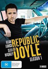Republic Of Doyle : Season 1 (DVD, 2011, 3-Disc Set) - Region 4