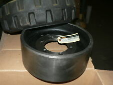 YALE FORKLIFT 7510900-03 TIRE AND RIM 15 x 5 x 11-1/4  TRUCK MODEL ERC040ABN