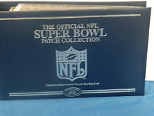 Willabee & Ward Official NFL Super Bowl Patch Collection