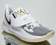 Nike Kyrie Low 3 Eclipse Men's White Black Athletic Basketball Sneakers Shoes