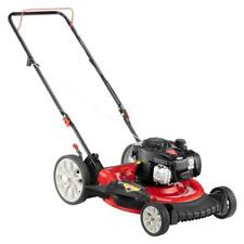 Troy-Bilt 21 in. 140 cc 500e Series Briggs and Stratton Gas Walk Behind Push
