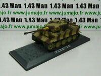 TK15U altaya IXO 1/43 TANKS WW2 : Pz Kpfw VI Tiger I Ausf E Sd kfz 181 Pol 1944