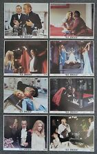 OLD DRACULA 1975 Original 8x10 Complete Lobby Card Movie Poster Set Of 8