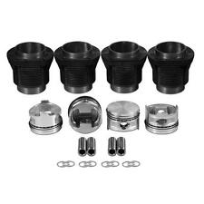 PISTON & CYLINDER SET 85.5MM FITS VOLKSWAGEN TYPE1 TYPE2 THING GHIA BEETLE TYPE3
