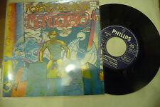 """ROBERTO VECCHIONI""""MONTECRISTO-disco 45 giri disco PHILIPS  1980"""" COVER PAZIENZA"""