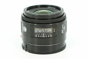 MINOLTA AF 28mm f/2.8  Minolta/Sony A-Mount Lens Professionally Tested - Faulty