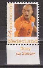 NVPH Nederland Netherlands 2562 PF MNH 2008 DE ZEEUW football soccer voetbal