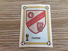 Panini Argentina 78 WC  1978 - NO. 151 Tunisia Shield Logo -  Rec