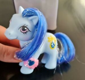 G1 My Little Pony Jewellery Baby Sapphire near mint European exclusive, RARE