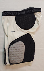 NEW Oregon DUCKS Football Nike PRO COMBAT Dri-Fit PADDED COMPRESSION SHORTS  XL
