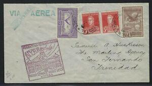 1930 Argentina NYRBA FFC - Buenos Aires to Trinidad