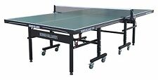 18mm TABLE TENNIS / PING PONG TABLE in GREEN by BERNER BILLIARDS for INDOOR USE