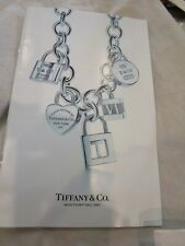Tiffany & Co Catalog Look Book Selections Fall 2007 Brand New