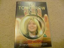 The Tomorrow People - Secret Weapon (DVD, 2003)