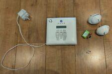 ADT Visonic GE350-ATS4 Control Panel alarm PANEL + 2 sensors