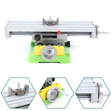Compound Milling Machine Work Table 2 Axis Cross Slide Mill Drill Support Bench