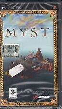 Myst PSP Sigillato 5037930120282
