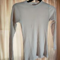 New York Ribs Women's Blouse Top Long Sleeve Shirt - Small
