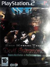 Shin Megami Tensei: Devil Summoner (Sony PlayStation 2, 2006) - US Version