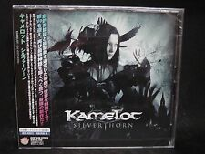 KAMELOT Silverthorn + 1 JAPAN CD Seventh Wonder Wykked Wytch Almah Avantasia