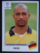 Panini Champions League 1999-2000 - Dede (Borussia Dortmund) #57