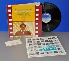Ramsey Lewis The Movie Album USA Cadet 1967 1st press FOC Stereo OIS Vinyl LP