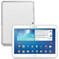TPU Silikon Case Samsung Galaxy Tab 3 10.1 P5200 P5210 Matt Klar Crystal Cover