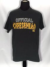 Official Cheesehead Green Bay Packers NFL Football Mens Size XL Green T-shirt