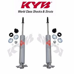 NEW Front /& Rear Shock Absorbers Kit KYB Gas-a-Just for Dodge Ram 2500 4WD 94-02