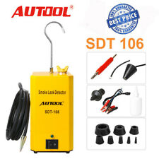 Autool SDT-106 Car Smoke Leak Detector Leakage Test Smoke Machine Diagnostic