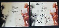 New! SIGNED! THE AIRBORNE TOXIC EVENT ~ HOLLYWOOD PARK CD ~ AUTOGRAPHED SLIPCASE