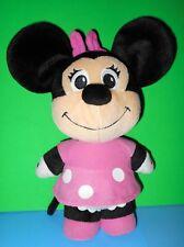 "Disney Fisher Price Mattel Talking Minnie Mouse Plush Stuffed 2009 10"""