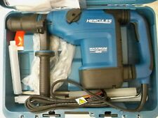 Hercules He34 12amp 1 916 Sds Max Variable Speed Rotary Hammer