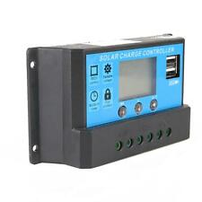 LCD Display With Dual USB Interfaces 20A Solar Controller Smart Home Appliances