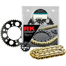 HONDA CBR1100XX BLACKBIRD 97-08 CHAIN & SPROCKET KIT (RK BRANDED)
