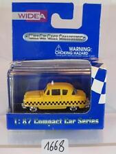 Widea 1/87 AC004 Nash Rambler Taxi OVP #1668