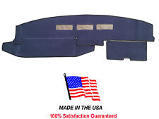 1988-1994 Chevy Pick Up (Full-Size) Dash Cover Dark Blue Carpet CH88-2 CK C1500