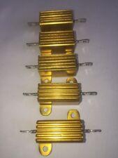 CAL-R Quantity of 200, 20 Watt  1%  Resistors.   CAL- R MC 250