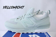 NEW BALANCE 574 SPORT SZ 8 MINT GREEN OFF WHITE 574S FRESH FOAM MS574SMT