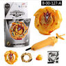 Beyblade Burst B127 Gold Edition Metal Rotate With Launcher Box Best Kids Toy