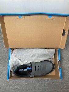 NEW Shimano AM9 (AM901) SPD Shoes  Grey / Blue UK SIZE 9 EU43