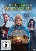 ZEINER/CHRISTIANSEN - DIE LEGENDE VOM WEIHNACHTSSTERN  DVD NEU