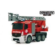 Coche Radiocontrol Heavy Duty Camión Bombero RTR 2,4Ghz Juguete Rc Ninco NT10030