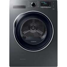 Samsung DV90K6000CX Heat Pump Tumble Dryer Free Standing Graphite