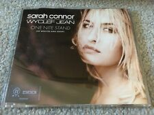 Sarah Connor Feat. Wyclef Jean ‎– One Nite Stand (Of Wolves And Sheep) / Maxi CD