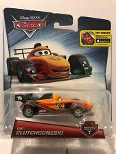 Disney Pixar Cars Diecast Rip Clutchgoneski Carbon Racer